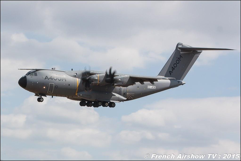 A-400M Airbus Military Salon du Bourget Sigma France Paris Airshow 2015