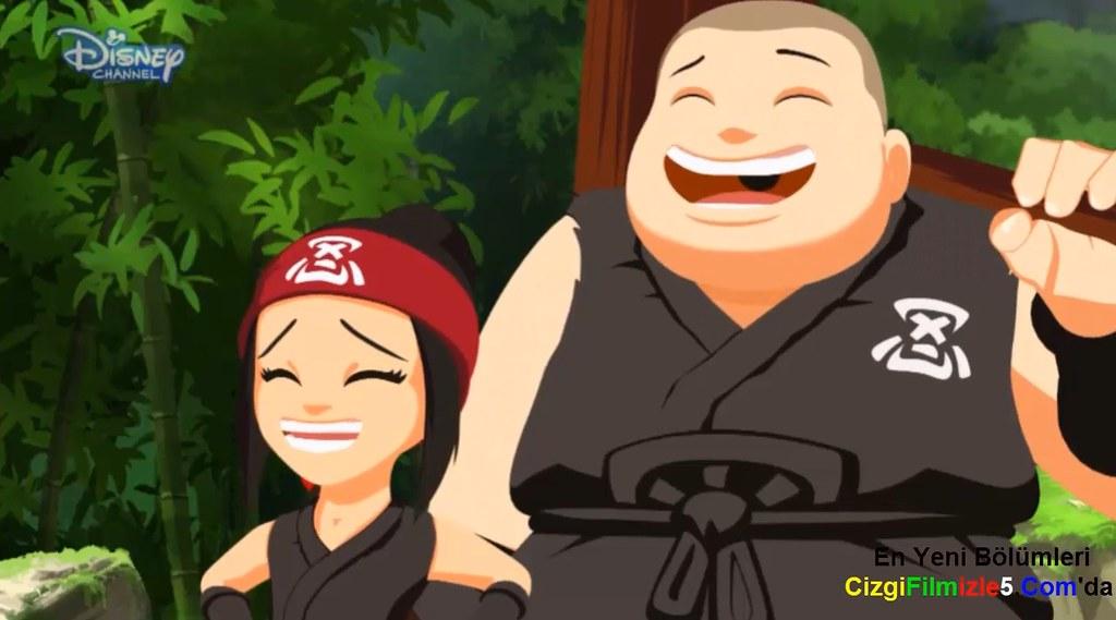 Mini Ninjalar Balıklarla Bir Olmak Siz Hiç şapşal Bir Ni Flickr