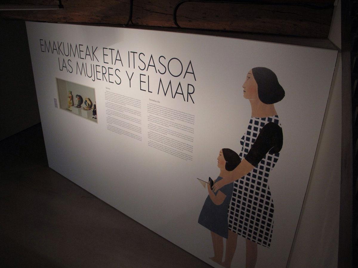 exposicion mujeres y mar_Untzi Museoa-Museo Naval_igualdad_8marzo_homenaje