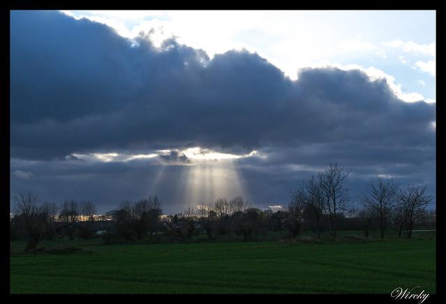 Nubes en Kerteminde