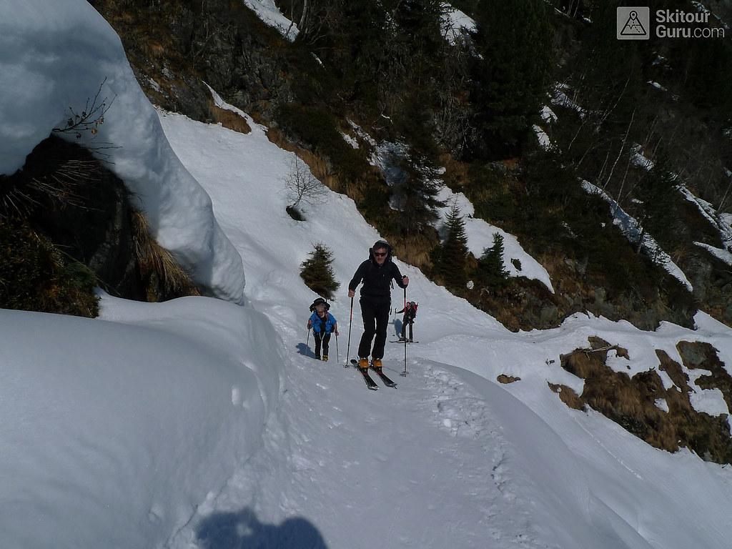 Franz Senn Hütte Stubaiské Alpy Österreich foto 15