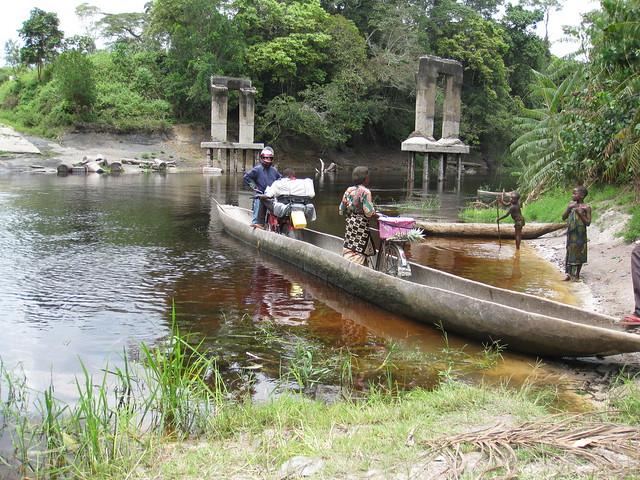 Kindu-Lomami, Kasuku crossing