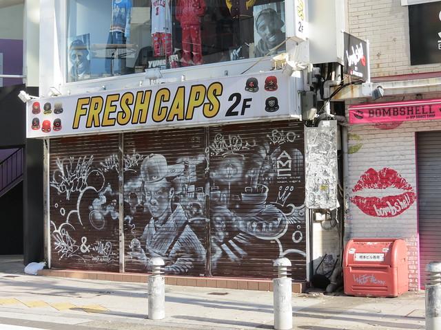 Osaka street art