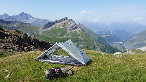 ZPacks Duplex Flex Tent