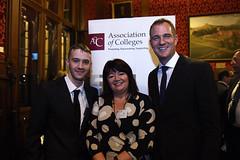 Connor Stevenson, Viv Fernside & Peter Kyle MP