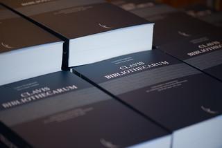 """Apresentação do Livro """"Clavis Bibliothecarum"""""""