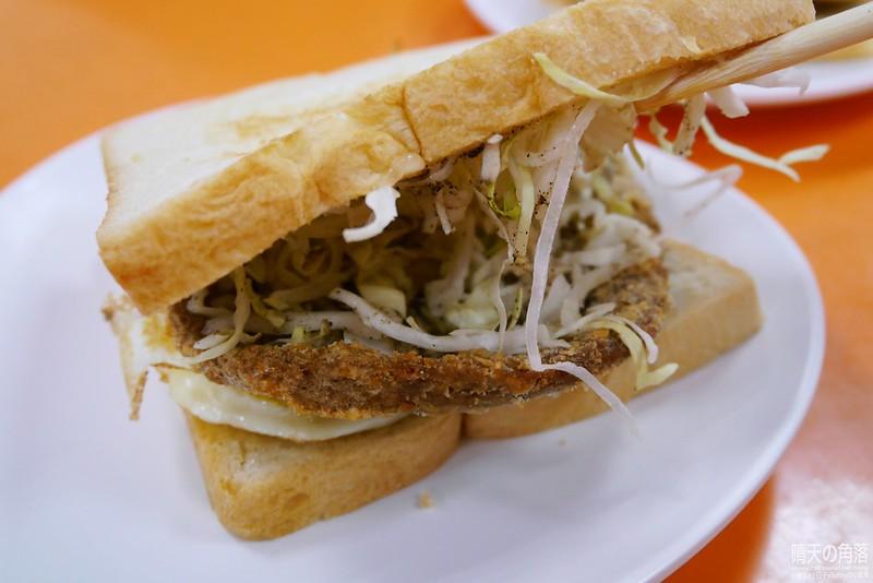 台南千香漢堡-東門店