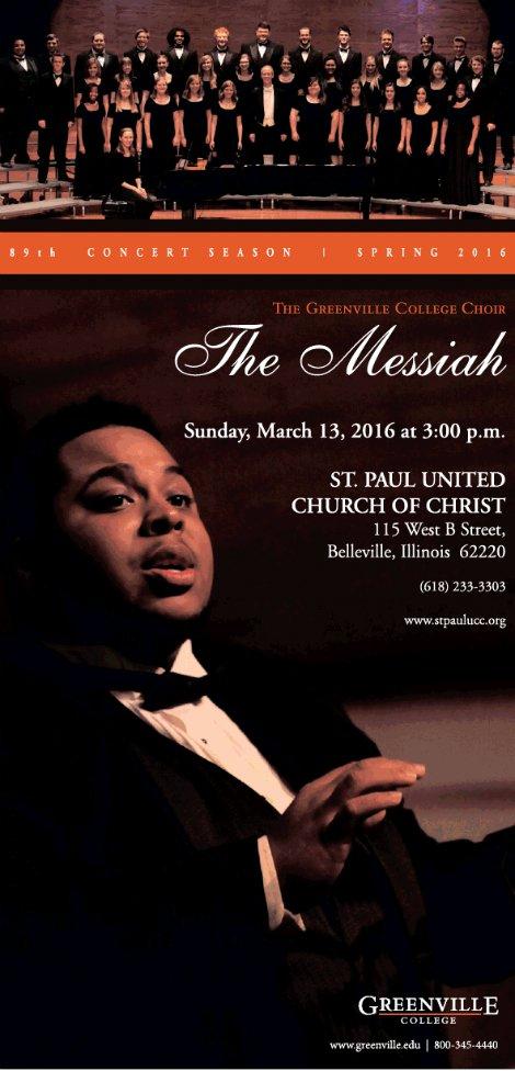 The Messiah 3-13-16