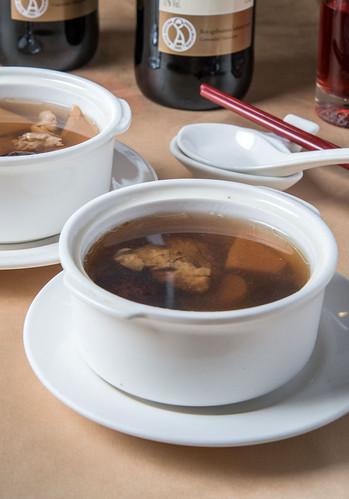 [高雄婚宴推薦]有吃又有拿,在高雄尊龍大飯店參加婚宴還能玩拍照機!_美味菜色 (1)