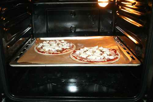 20 - Im Ofen backen / Bake in oven