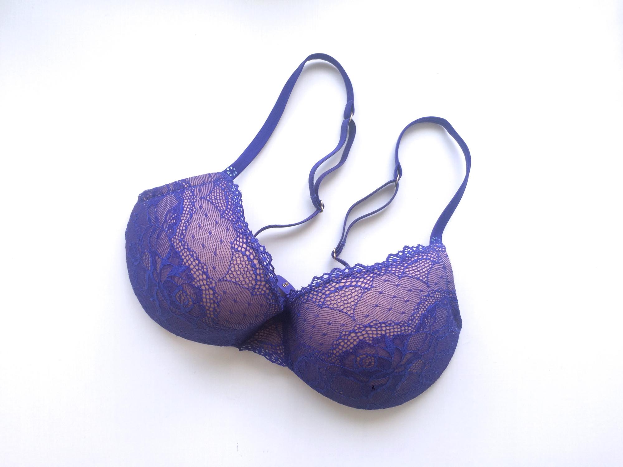 silent assembly curvessence bra