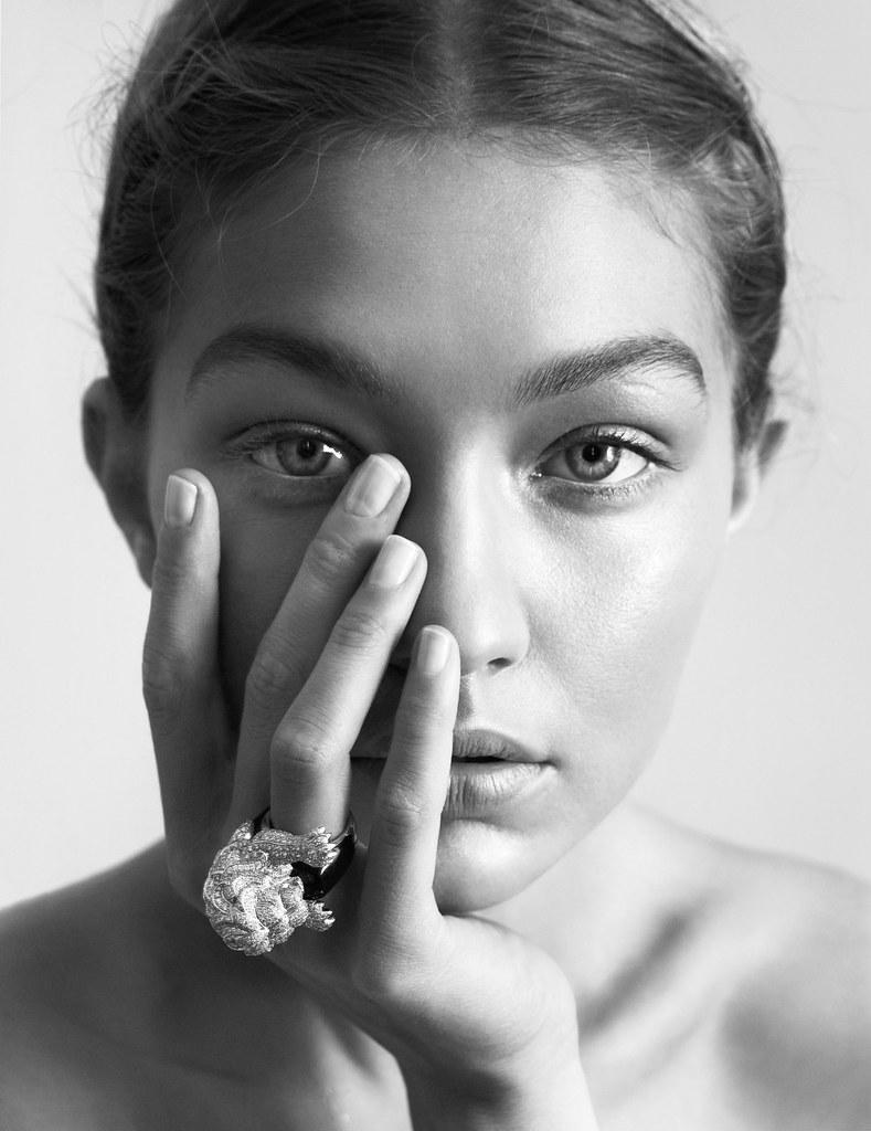 Джиджи Хадид — Фотосессия для «Vogue» DE 2016 – 8
