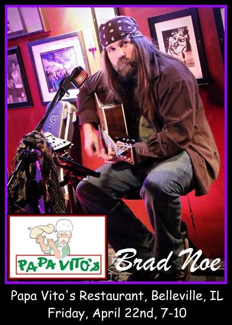 Brad Noe 4-22-16