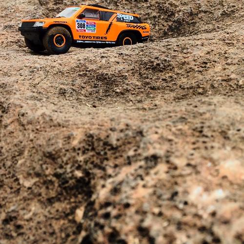 Colección Dakar No. 3 (Chile) HST Gordini