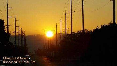 california morning mountains sunrise fresno sierranevada malaga