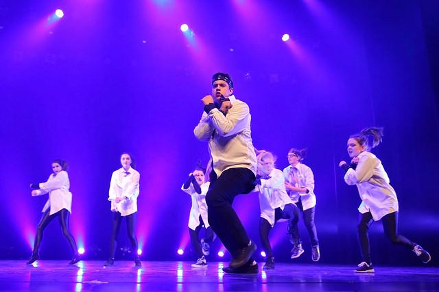 Troupe de danse Impact 2016