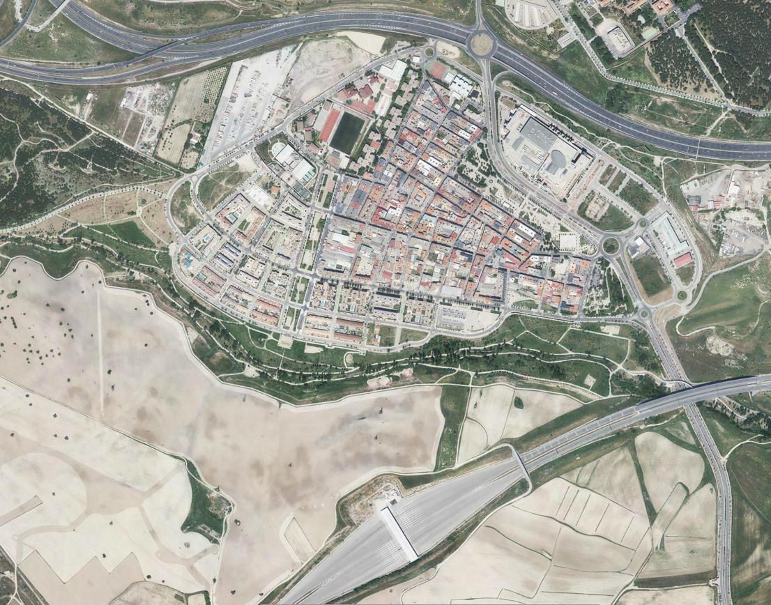 la fortuna, leganés, madrid, ironías en el nombre, después, urbanismo, planeamiento, urbano, desastre, urbanístico, construcción, rotondas, carretera
