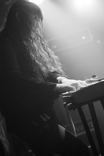 Tangerine live at Outbreak, Tokyo, 30 Mar 2016 -00022