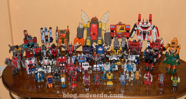 Autobots G1 1985
