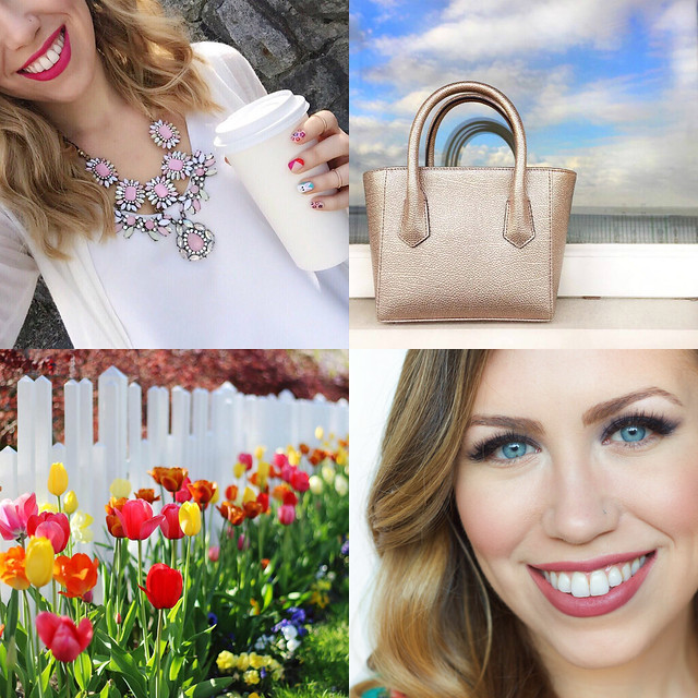 March Fashion & Beauty Round Up on Living After Midnite