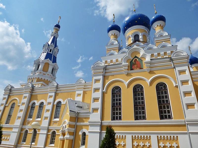 [#TBS 2013 ~ St. Nicholas Church in Брэст/Brest, Belarus]