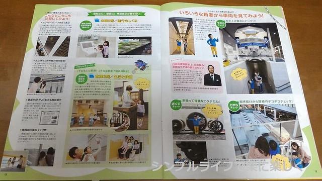 とことことん2016春号、京都鉄道博物館・体験