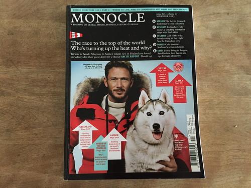 Monocle November 2013