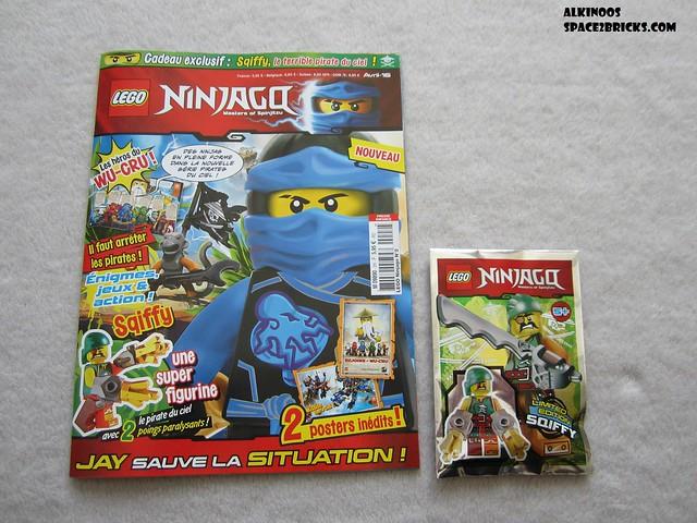 Lego Ninjago Sqiffy p1