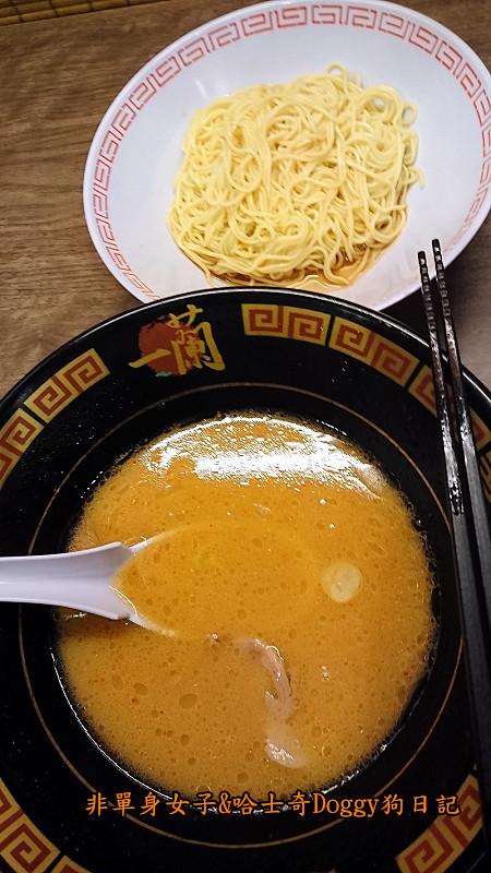 日本一蘭拉麵14