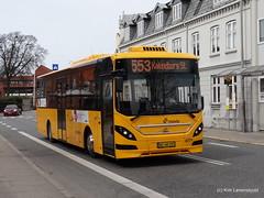2013' Volvo 8900LE (B8RLE-60)