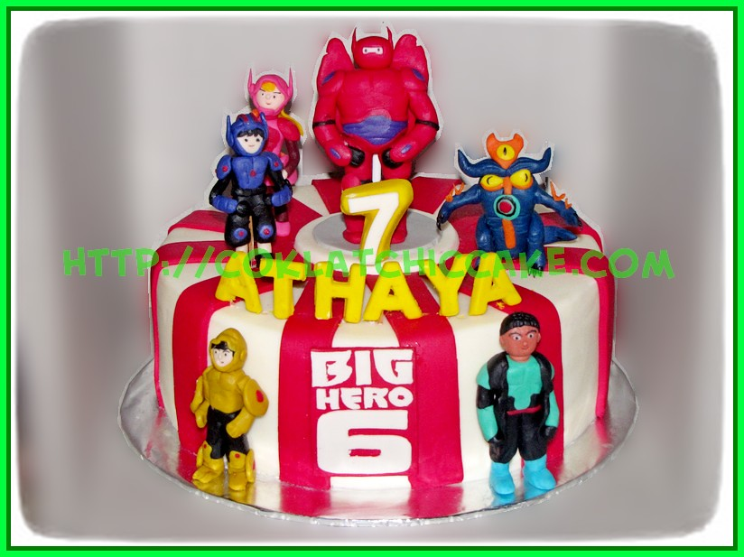 cake bighero