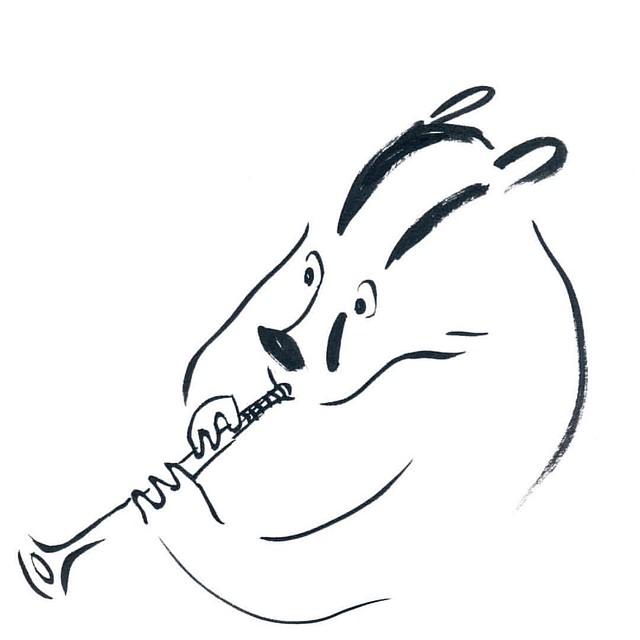 Badger Flute #badger #badgerlog #music #parenting #magicmusic #flute #recorder
