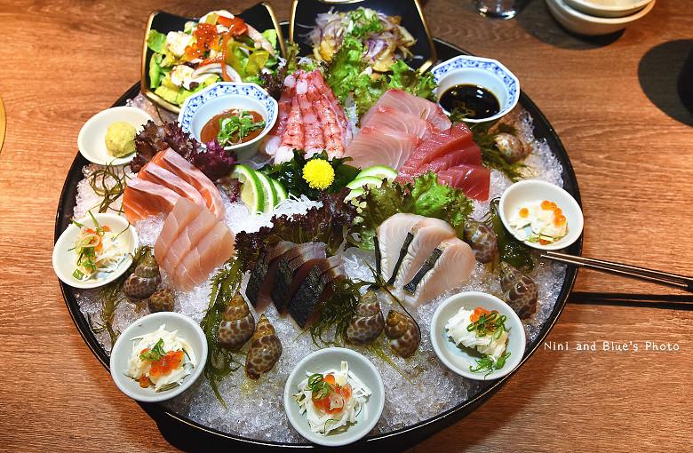 鮨樂海鮮市場日式料理燒肉火鍋宴席料理桌菜01