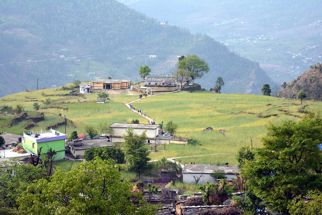 Sari village school