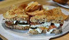 The Heirloom Chicken Sandwich