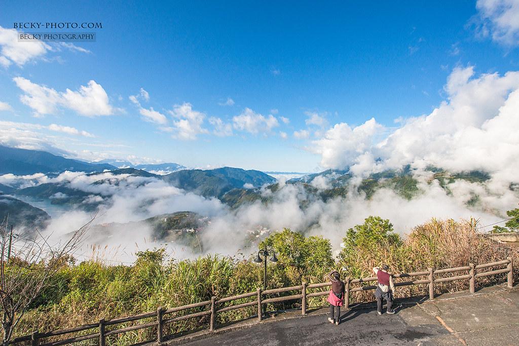 2015.Dec Wushoh Dam @Cingjing, Nantou霧社水庫