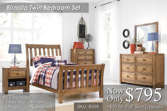 Birnalla Bedroom Set