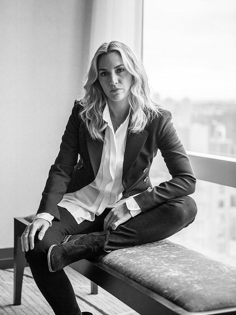 Кейт Уинслет — Фотосессия для «DuJour» 2015 – 2