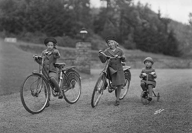 Oslo Bicycle History