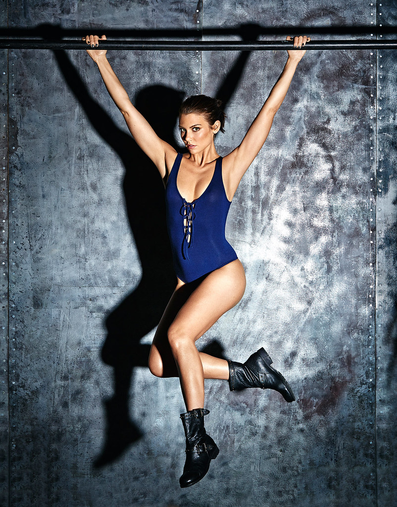 Лорен Коэн — Фотосессия для «Shape» 2015 – 1