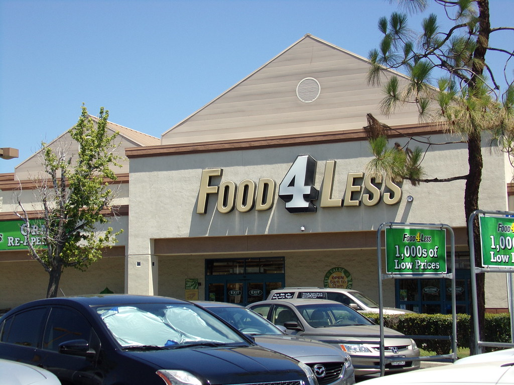 Food  Less Riverside Ca