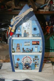 Boat frame -6