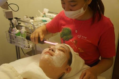 【轉貼】【 試保養 】Natural Beauty 自然美大墩店 細緻毛孔護理體驗 (37)