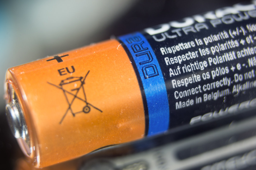 AA Battery - lots of rules! - Macro Mondays