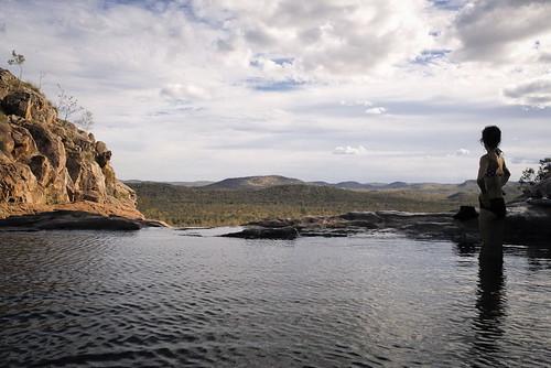 Gunlom Falls - Kakadu National Park
