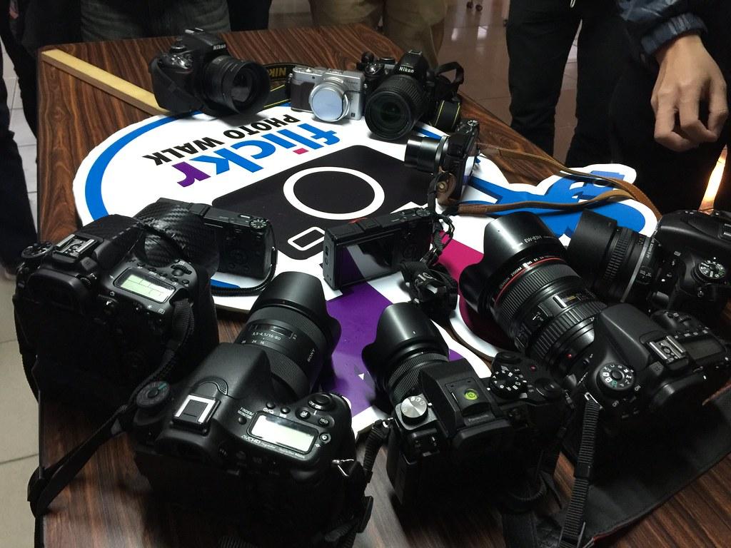 相機大合照