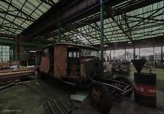 Brick factory.