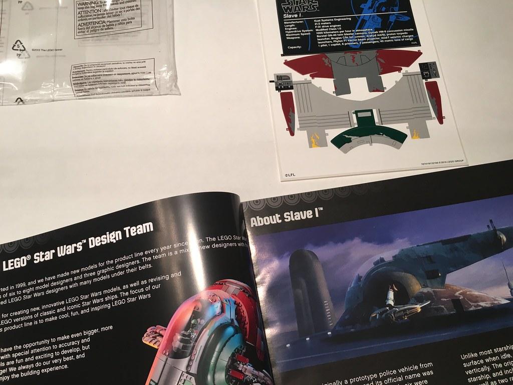 LEGO REVIEW: Star Wars Slave I UCS #75060 - LEGO Reviews
