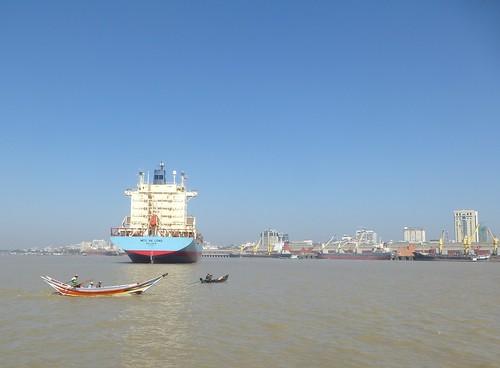 Birmanie-Yangon-Dalaw-Ferry (11)