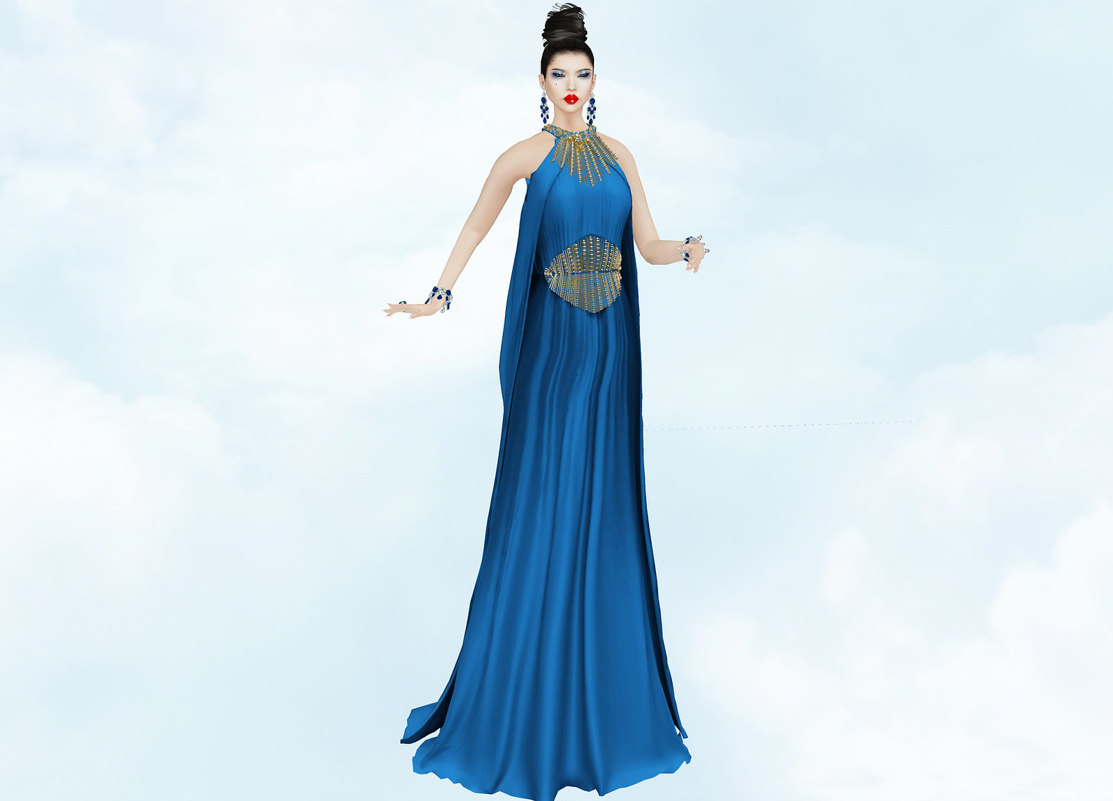 KELINI - Evangelista Dress